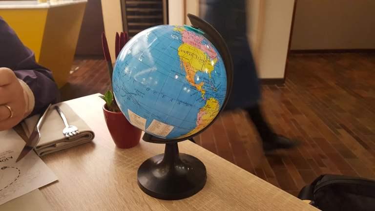 Settanta Neo Bistrot, a tavola il viaggio intorno al mondo