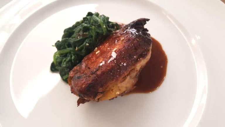 Settanta Neo Bistrot, pollo nero e broccoli