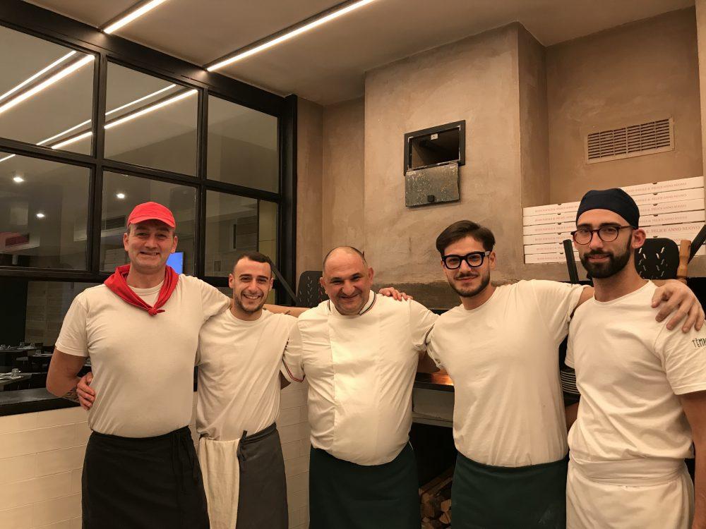 Tempora - Luciano Freddo e team