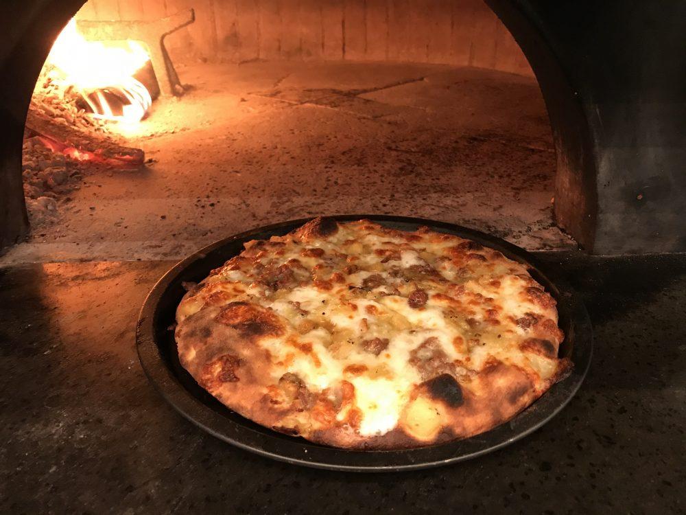 Tempora - pizza nel ruoto