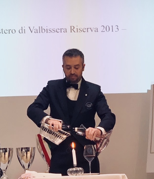 Valentino Tesi - Il concorso e la decantazione