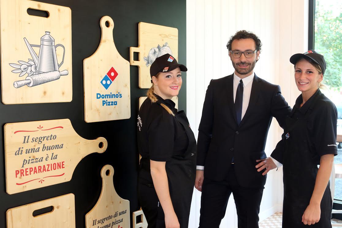 Alessandro Lazzaroni Domino's Pizza