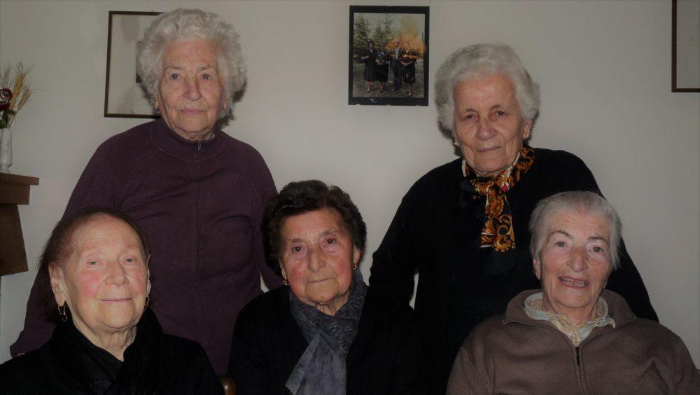 Le nonne che raccontano