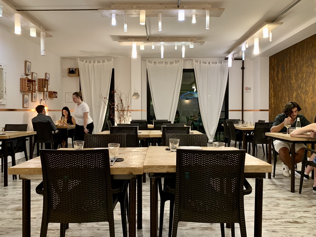 Vero Restaurant - La sala