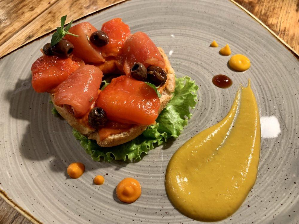 Vero Restaurant - Frisella Rossa