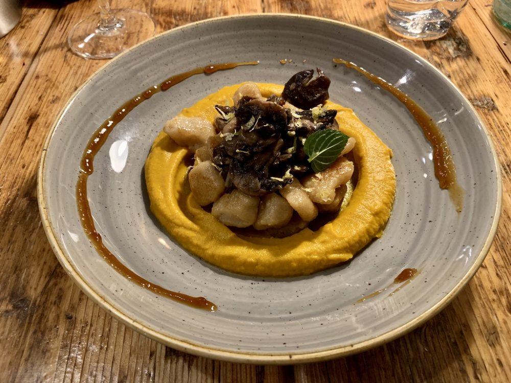 Vero Restaurant - Gnocchi Freschi