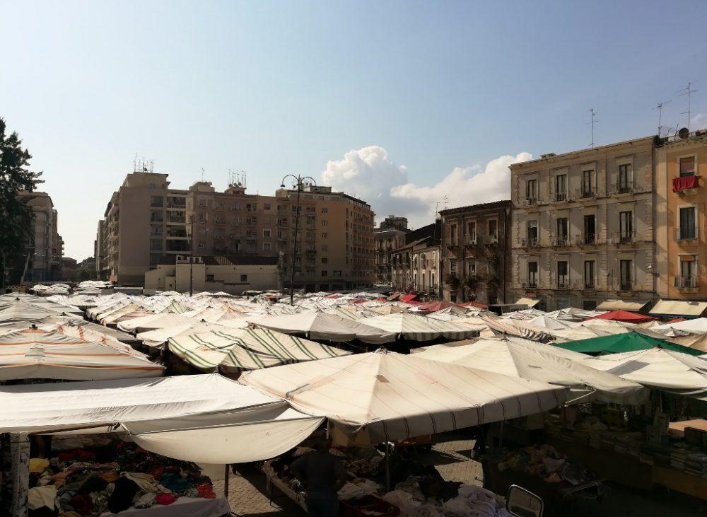 Catania - la fiera