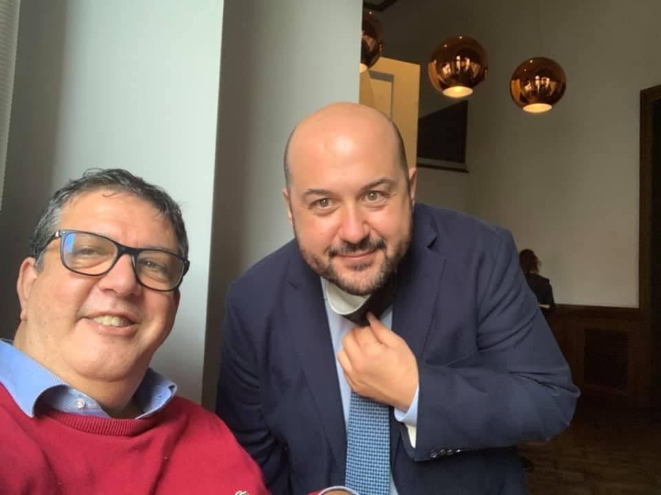 Luciano Pignataro e Pipero