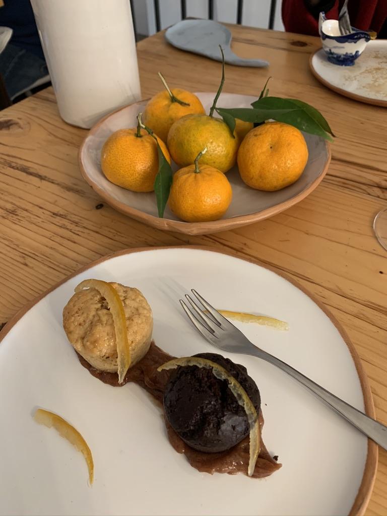 Masseria Sardo - Muffin vegan e mandarini