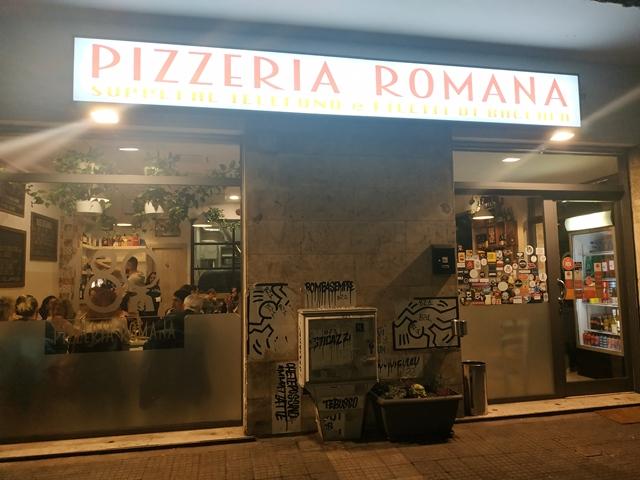 180g Pizzeria Romana