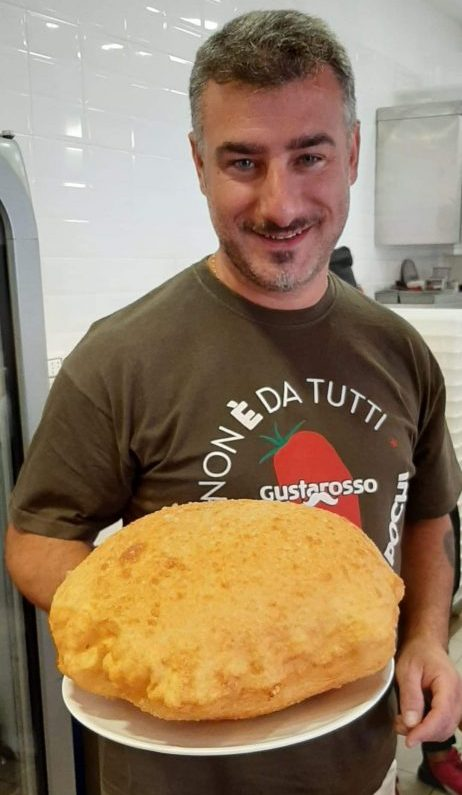 1947 Pizza Fritta - Vincenzo Durante