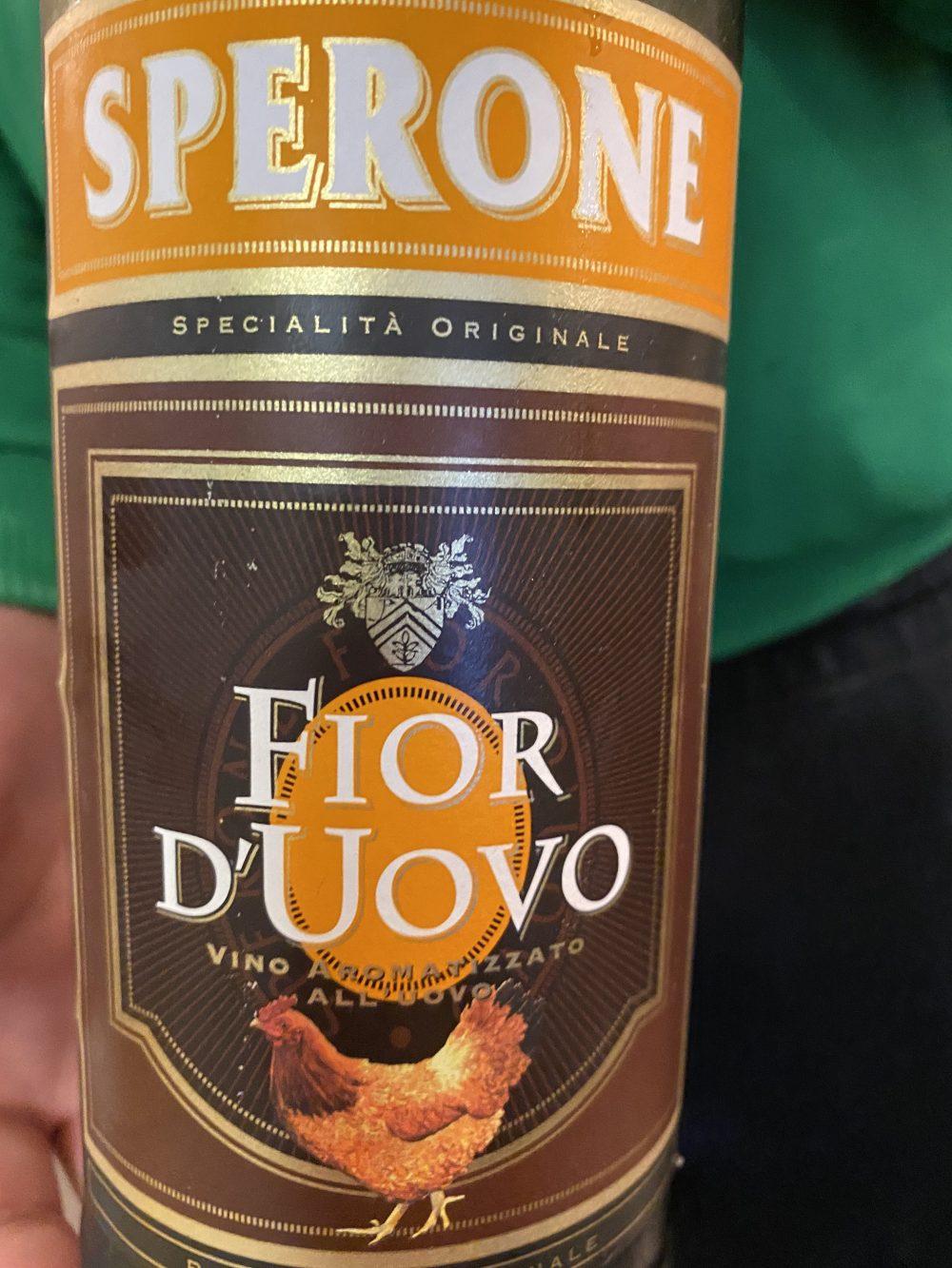 1947 Pizza Fritta - Vino Marsala