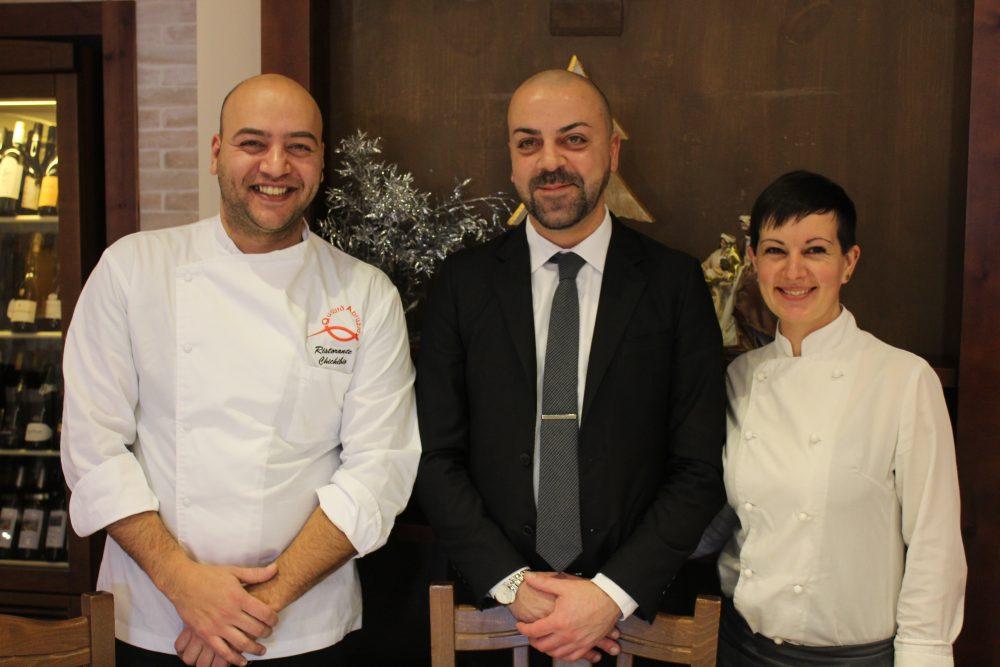 Chichibio - Raffaele Trilli Cinzia Reale e Stefano Stampone