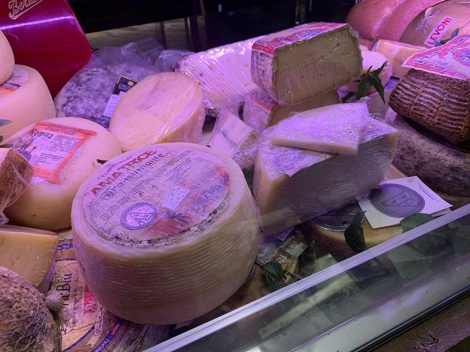 Accurso a Giffoni Valle Piana, formaggi
