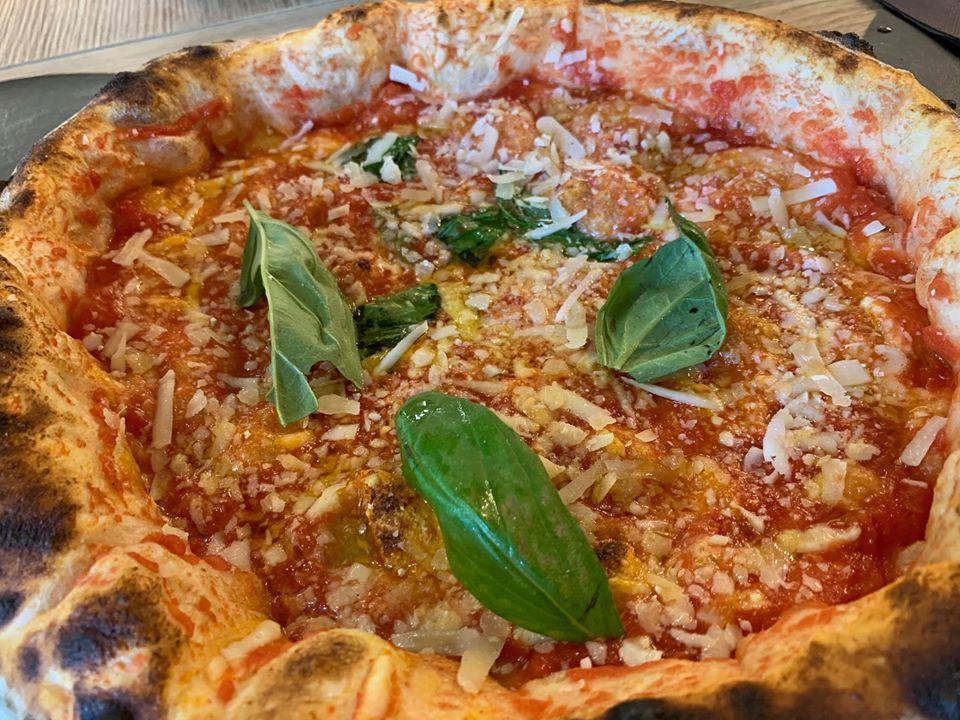 Olio E Basilico di Giacomo Garau - pizza cosacca