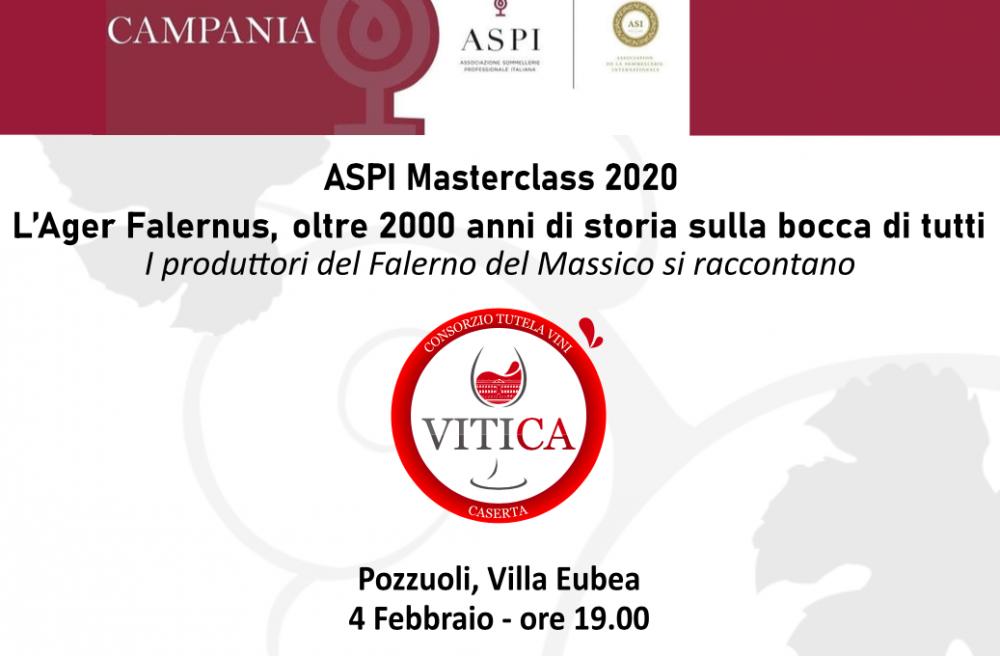 Aspi Masterclass ViTiCa