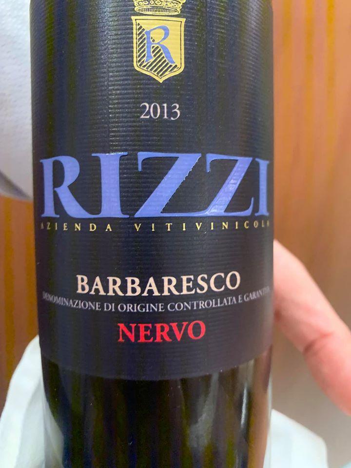 Barbaresco 2013 Rizzi
