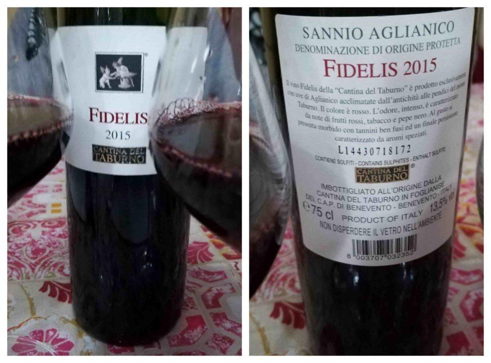 Boccone Facile - il vino