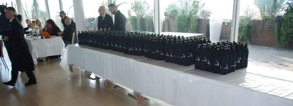 Bottiglie in Assaggio