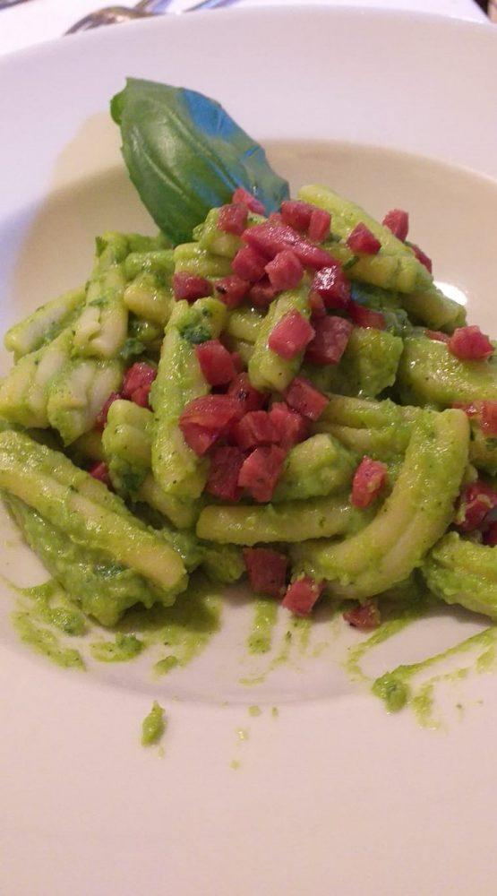 Cantina del vescovo - broccolo e salsiccia