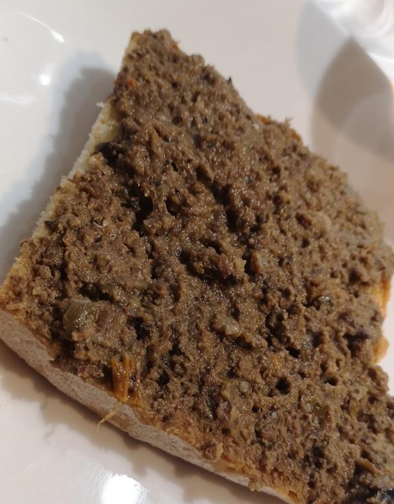 Casa del Chiodo - crostino toscano