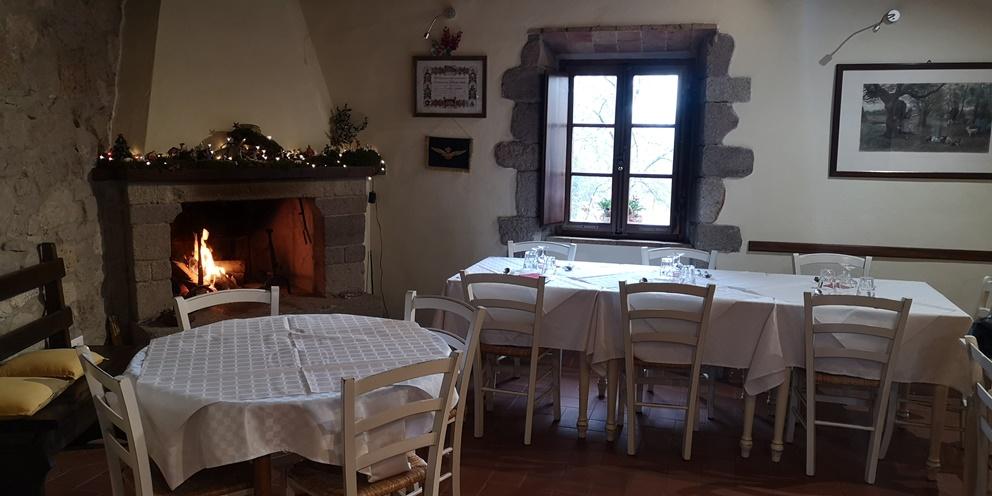Casa del Chiodo - sala da pranzo