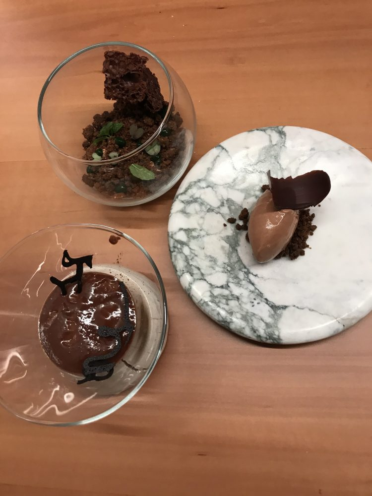 Contaminazioni Restaurant - Cioccolato