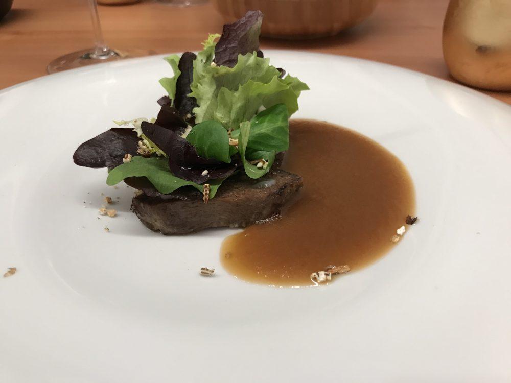 Contaminazioni Restaurant - Lingua di manzo con salsa ramen