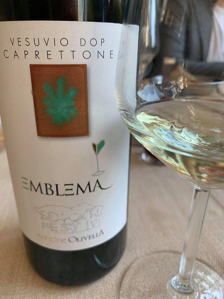 Emblema 2018 Cantine Olivella