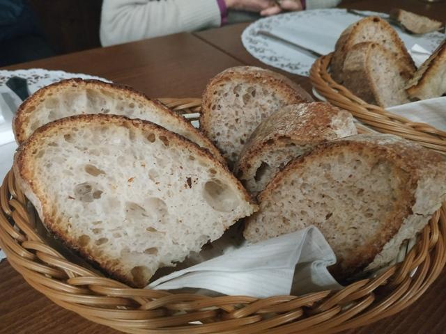 Eufrosino, il cestino del pane di Sami El Sabawy