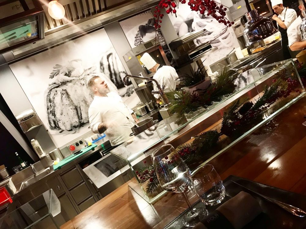 Asola, Chef Matteo Torretta & La Brigata Live in Azione