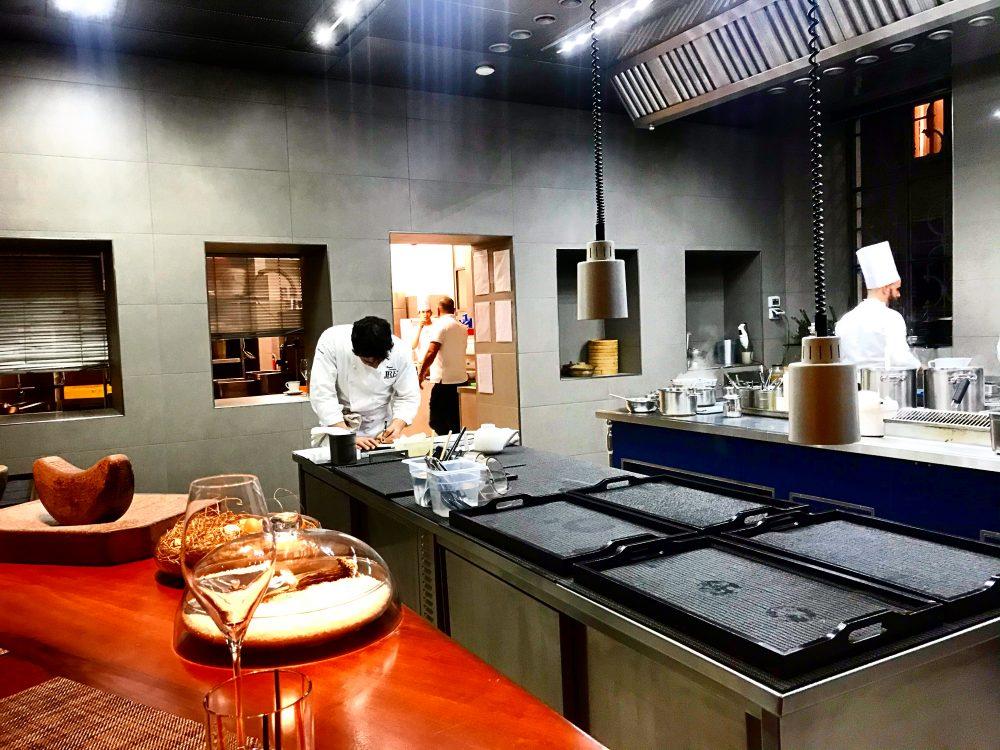 Daniel Canzian, Lo Chef in Cucina
