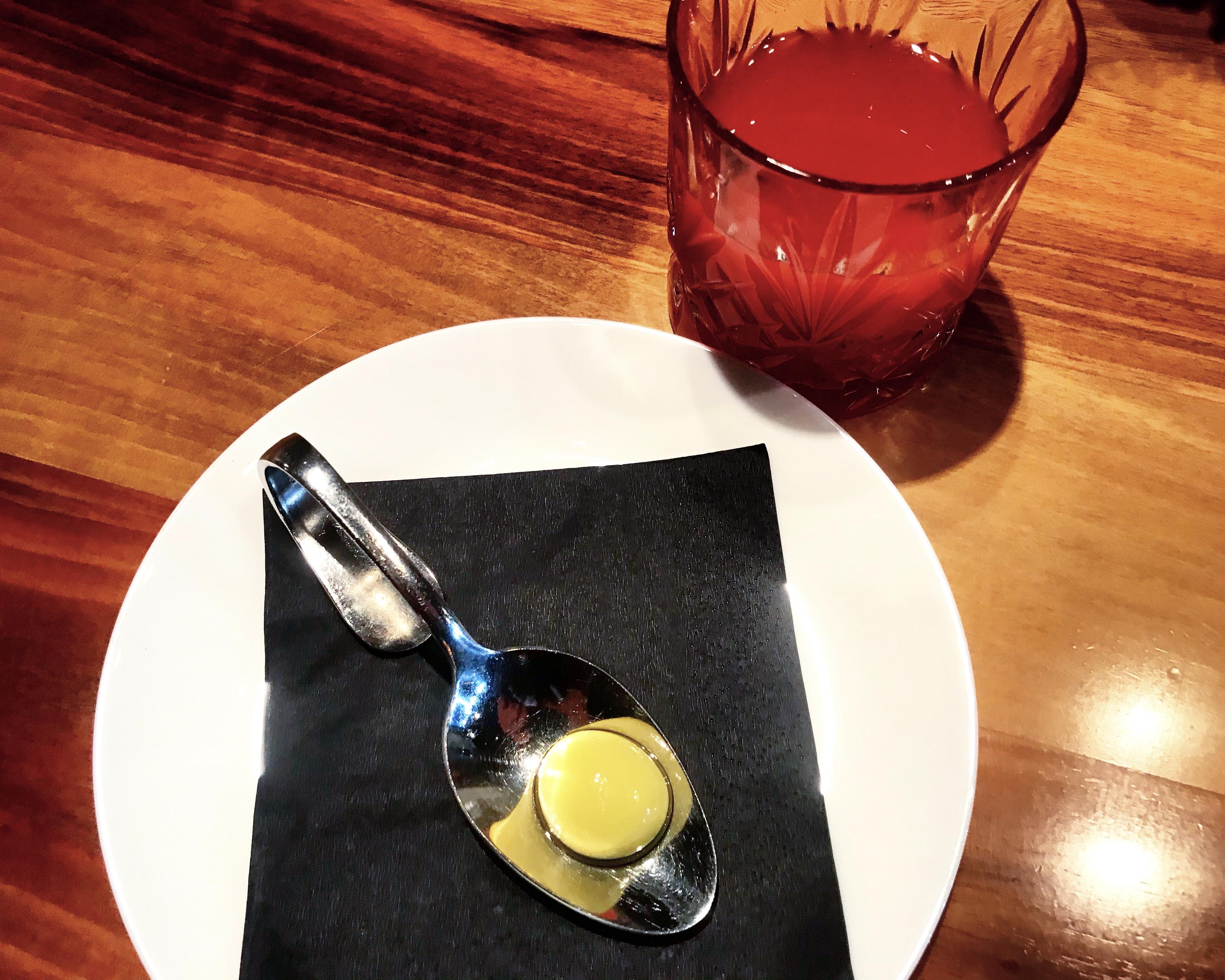 Asola, Bloody Mary & Oliva Ricostruita