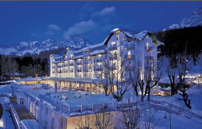 Hotel Cristallo, il Luxury Collection Resort & Spa