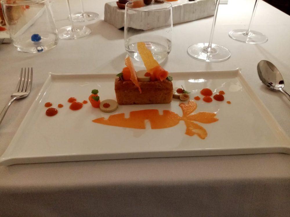 Jose' Restaurant - carrot cake