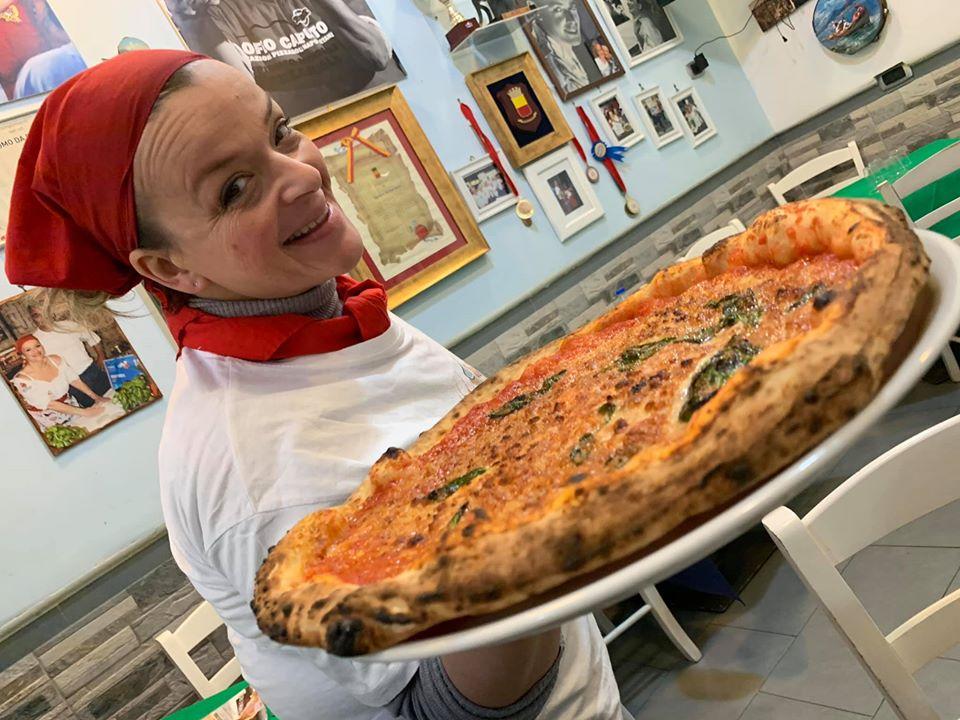 La Pizza Cosacca di Teresa Iorio