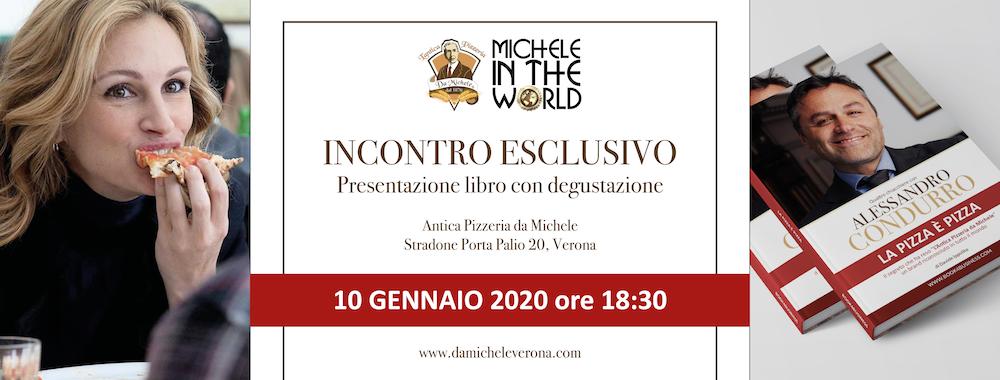 Libro Michele Verona