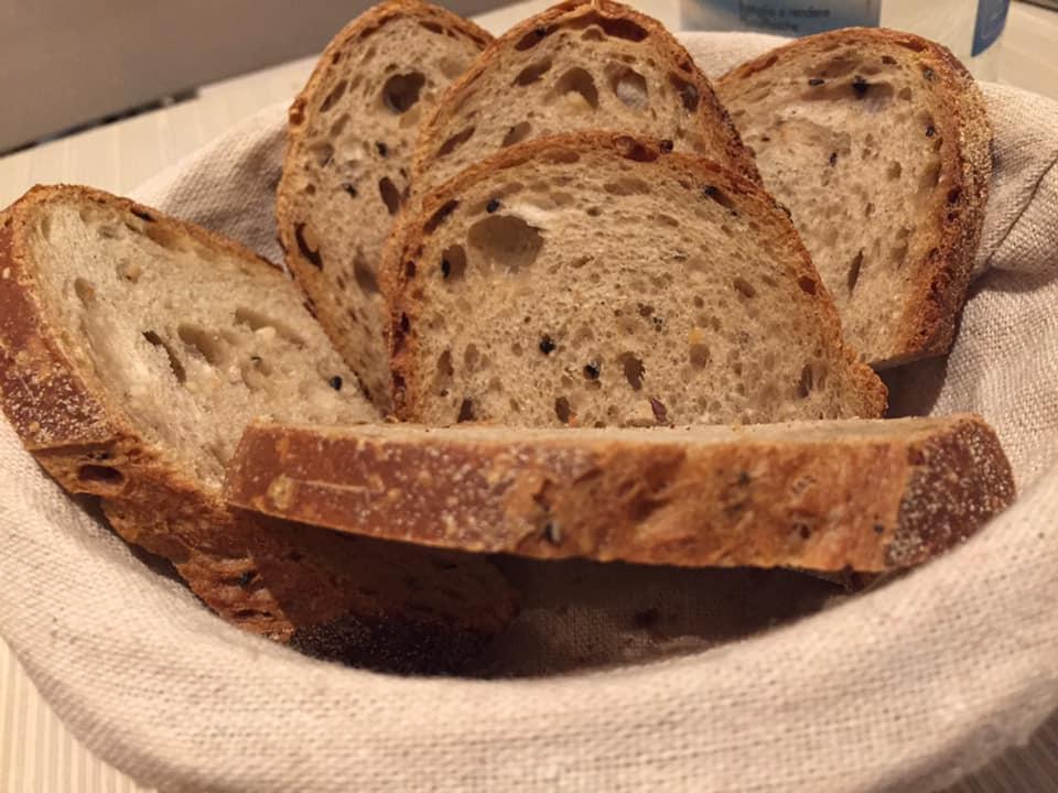 Matiere a Roma, il pane