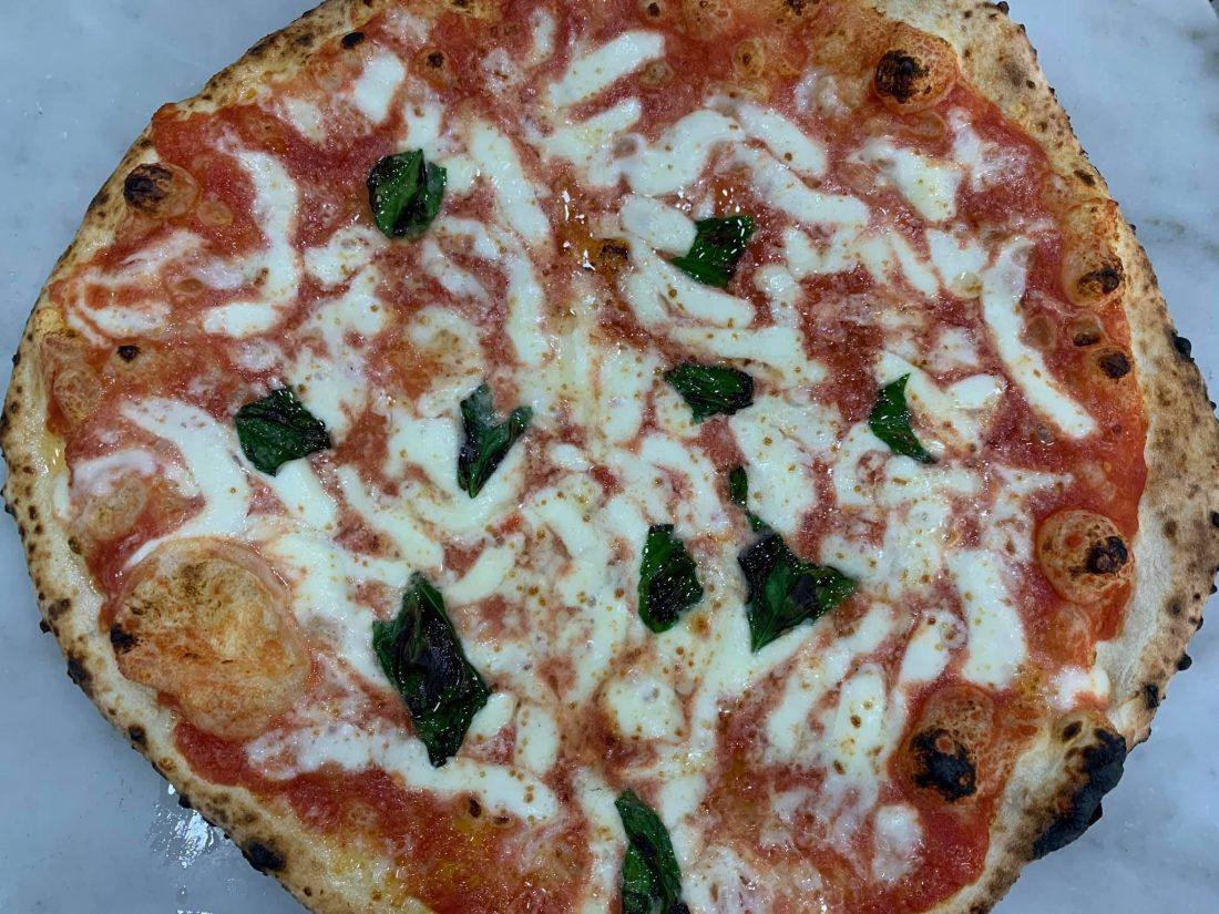 Pizza Napoletana Da Michele