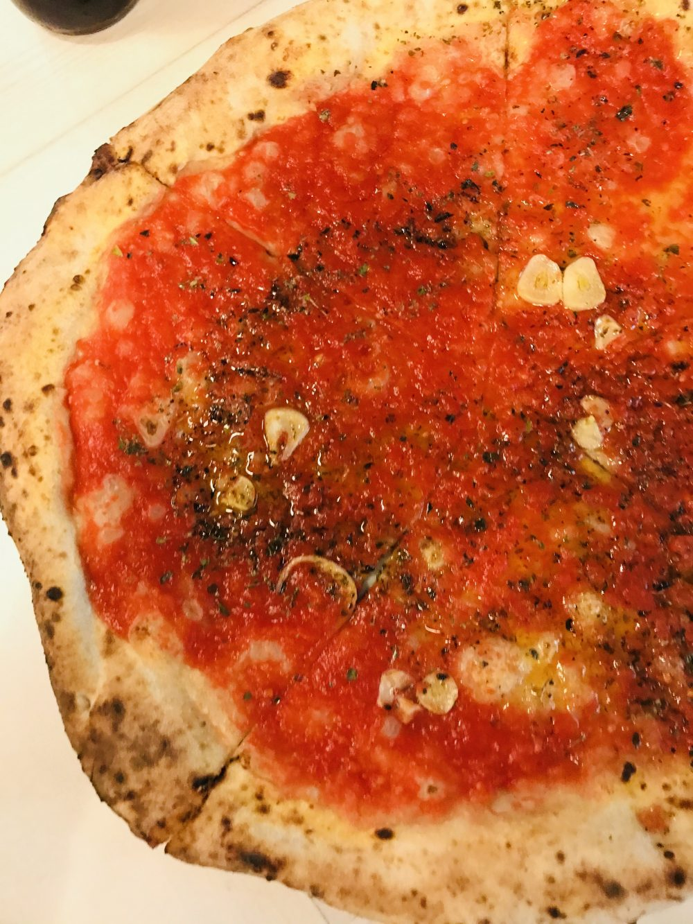 Pizza Social Lab - Pizza Marinara