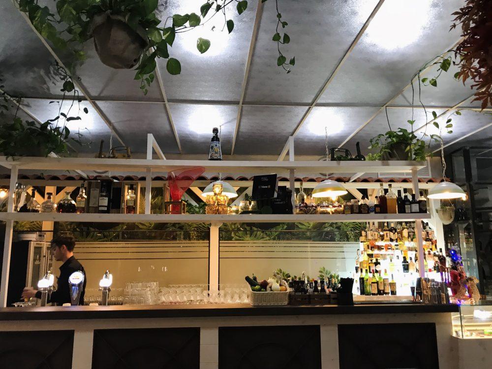 Pizza Social Lab - bancone bar