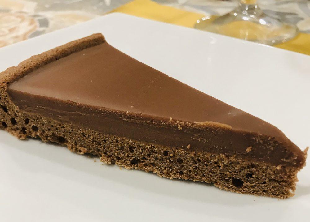 Pizzeria Del Corso - Torta al cioccolato