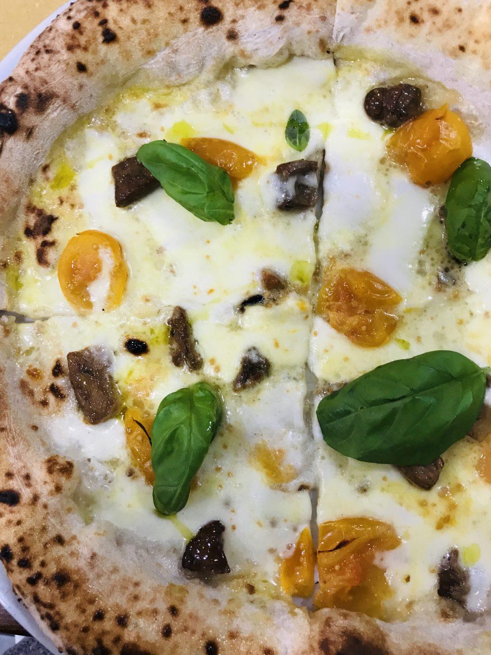 Pizzeria Del Corso - Zafferano