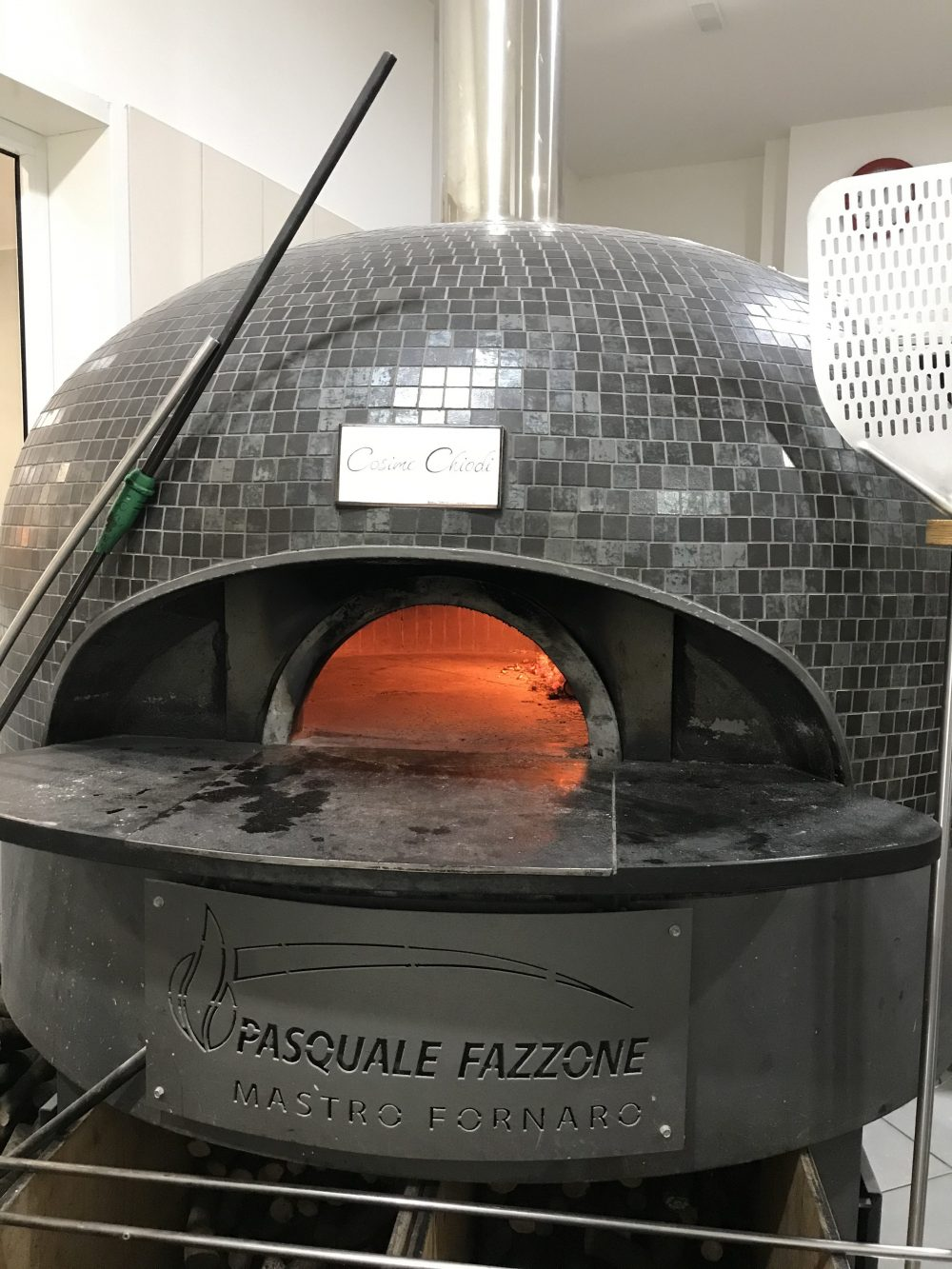 Pizzeria Del Corso - forno