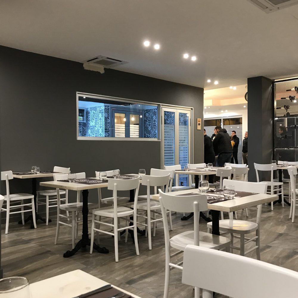 Pizzeria Desiderio - Sala