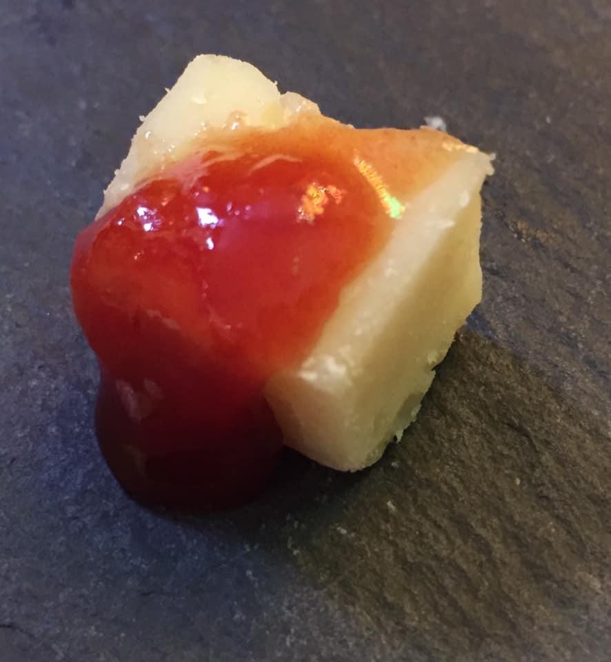 Pizzeria Giagiu' a Salerno, gli ingredienti della margherita