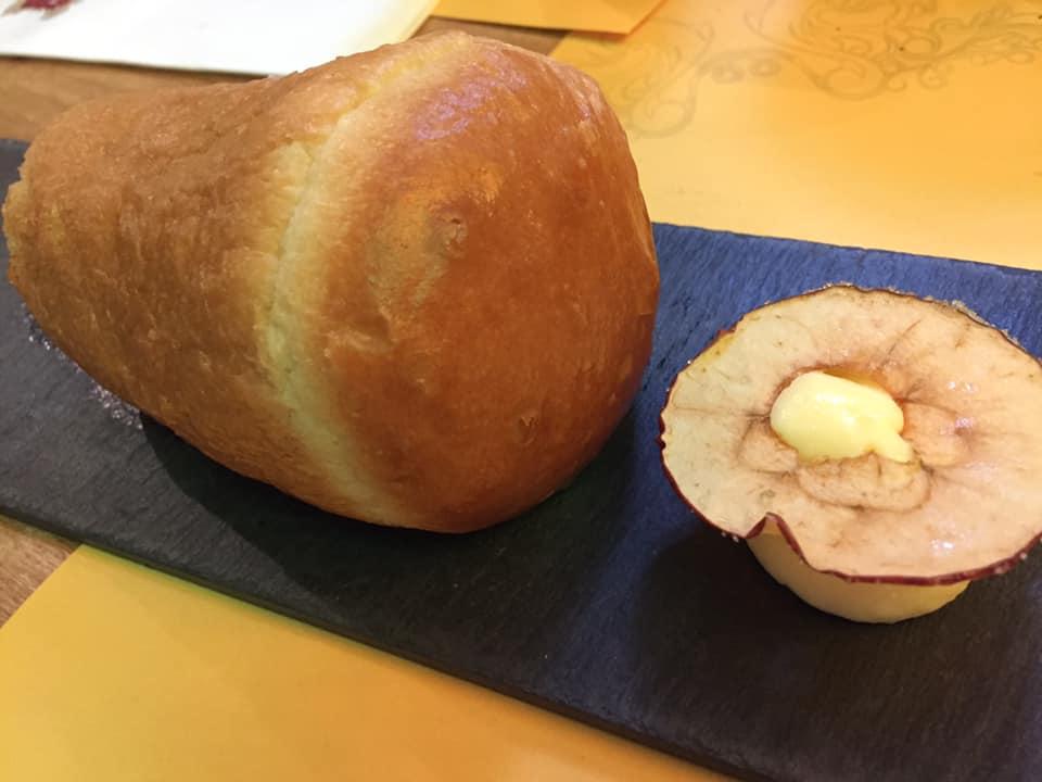 Pizzeria Giagiu' a Salerno, il dessert alla ricotta