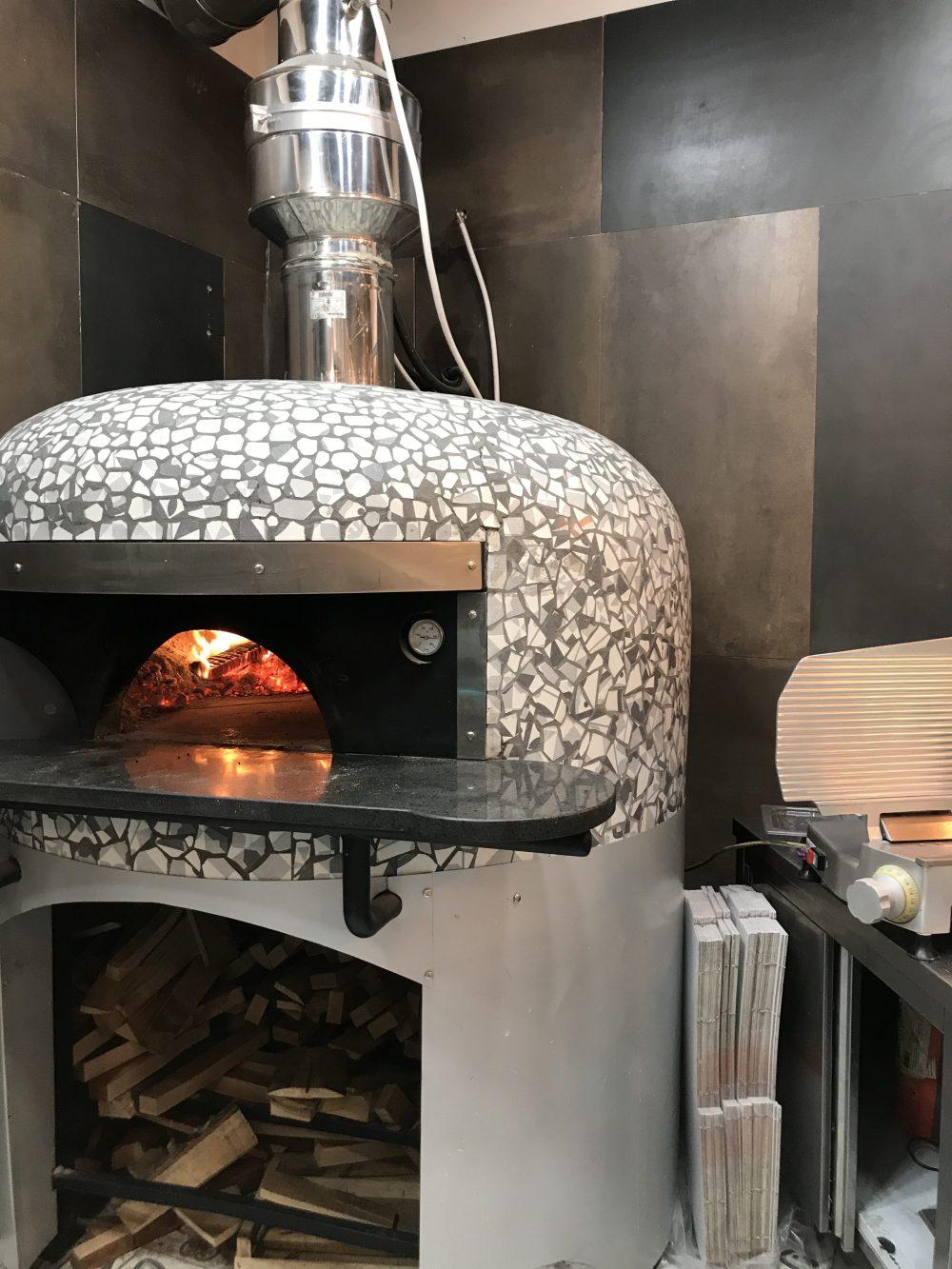 Pizzeria Ottanta 24 - forno