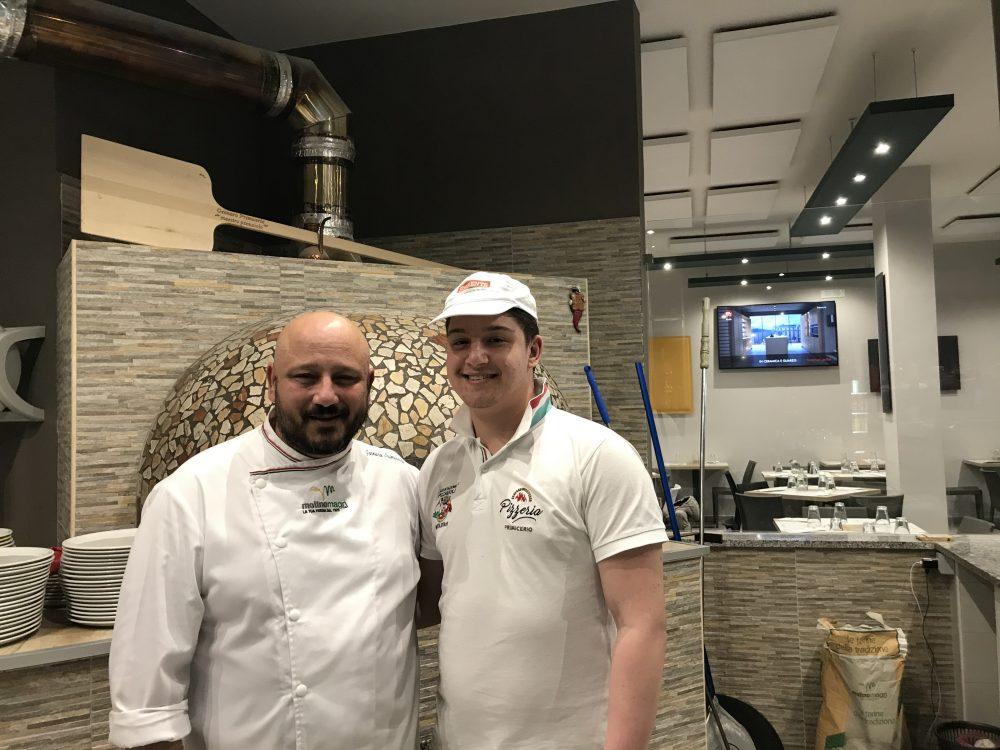 Pizzeria Primicerio - Gennaro e Salvatore Primicerio