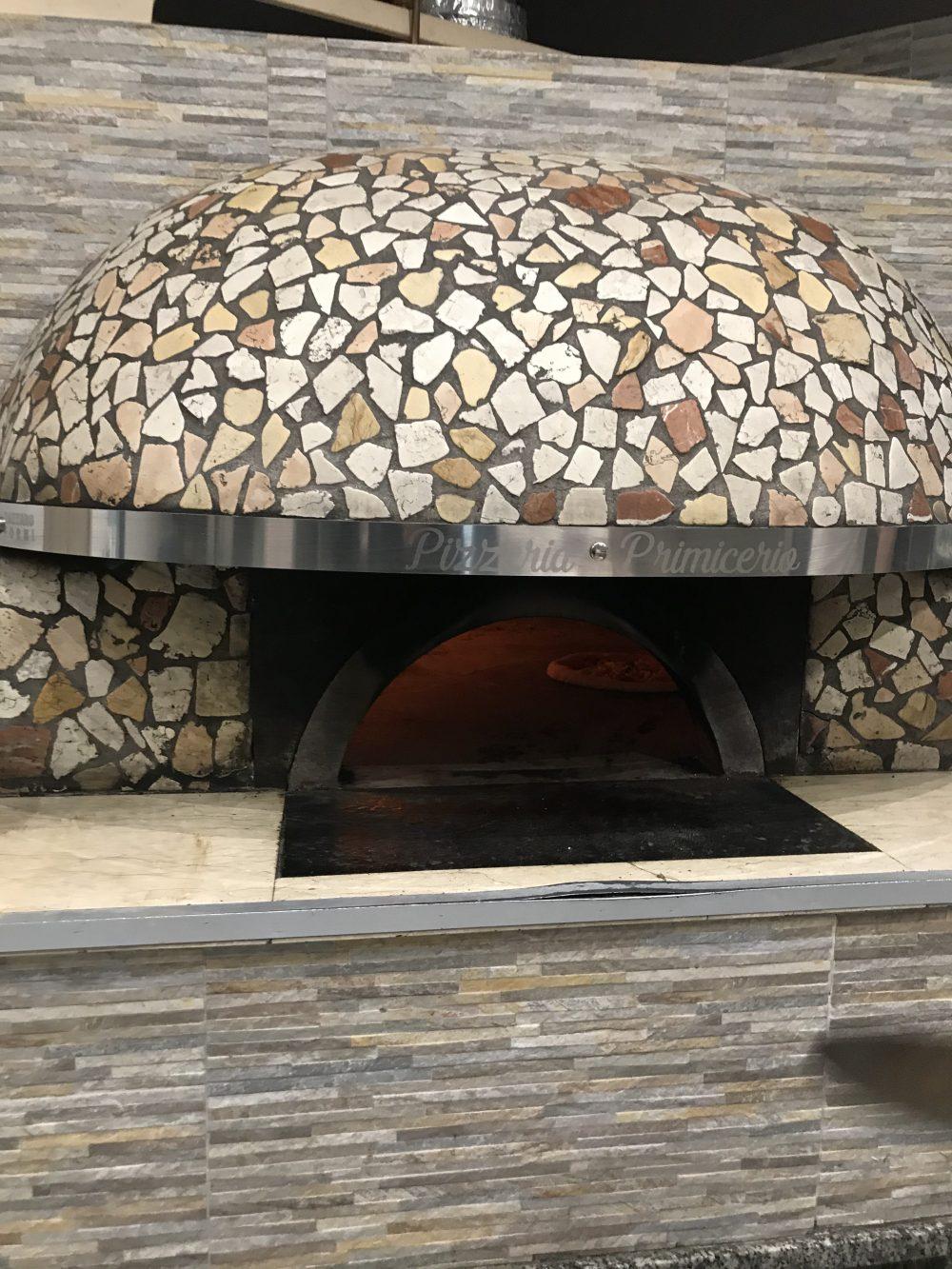 Pizzeria Primicerio - forno